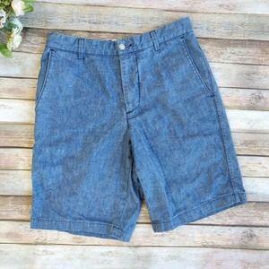 Apolis Global Citizen Utility Blue Shorts